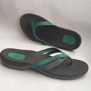 Teva Shoc Pad strap sandals